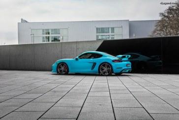 Nombreuses premières mondiales Porsche de TECHART au salon de Genève 2017