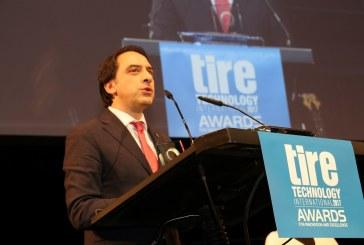 Le système EXAMATION de Bridgestone nommé «Tire Manufacturing Innovation of the Year 2017»