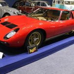 Rétromobile 2017 – Lamborghini Miura SV de 1972