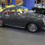 Rétromobile 2017 – Porsche 356 Carrera 2 GS de 1963