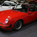Retromobile 2016 – Porsche 911 Carrera 2.7 l Targa de 1974