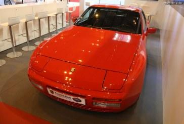 Rétromobile 2017 – Porsche 944 Turbo sur le stand de la Fédération des Clubs Porsche de France