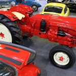 Rétromobile 2017 – Tracteur Porsche Diesel Super Export 329 de 1961