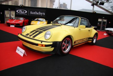Porsche 911 Carrera 3.0 « Turbo Look » Targa de 1977 – RM Auctions – Sotheby's – Paris 2017