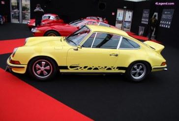 Porsche 911 Carrera RS 2.7 Touring de 1973 – RM Auctions – Sotheby's – Paris 2017