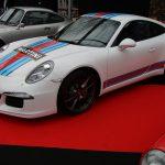 Porsche 911 Carrera S Martini Racing Edition de 2014 – RM Auctions – Sotheby's – Paris 2017