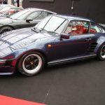Porsche 911 Turbo Flat Nose Type 930 de 1986 – RM Auctions – Sotheby's – Paris 2017
