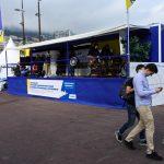 SIAM 2017 – Nouveaux pneus Michelin & Green GT H2 Speed