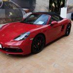 SIAM 2017 – Exposition des derniers modèles Porsche à Monaco et essais à Eze avec transport en hélicoptère