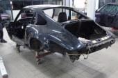 Épisode 2 – Restauration d'une Porsche 911 Carrera 3.2 Clubsport de 1988 par le Centre Porsche Rouen – Concours de Restauration Classic 2017