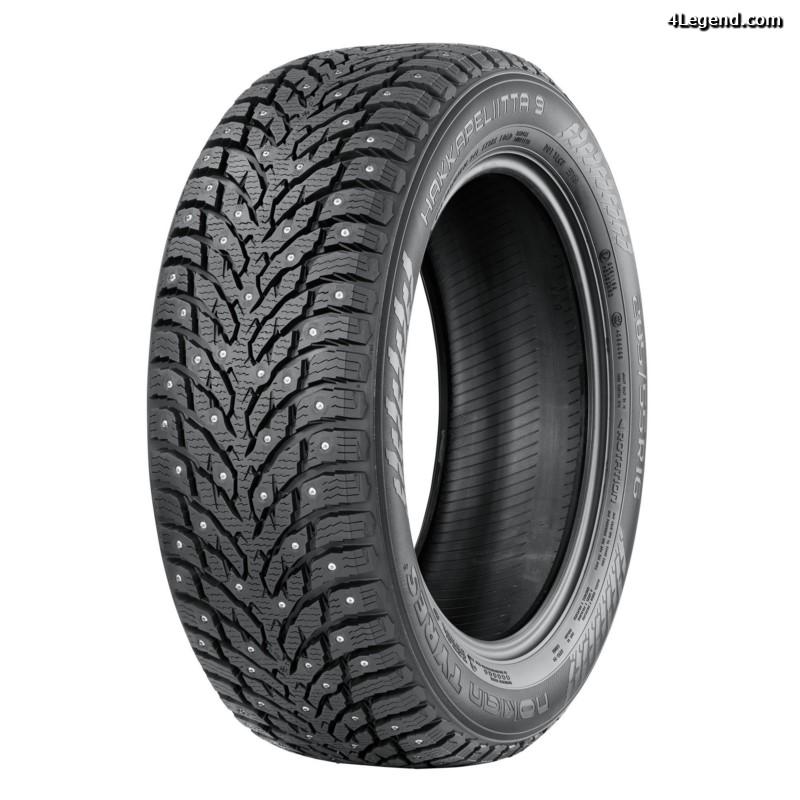 nokian tyres pr sente son nouveau pneu hiver nokian hakkapeliitta 9 pour voiture et suv. Black Bedroom Furniture Sets. Home Design Ideas