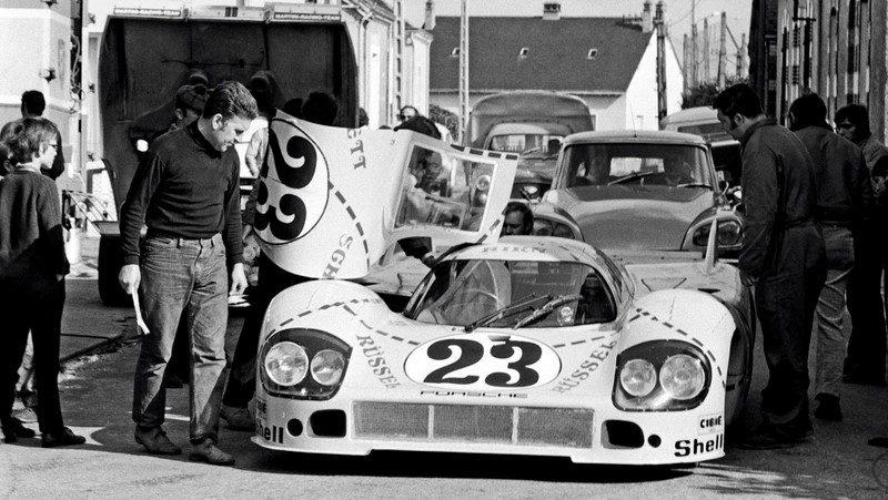 L 39 unique porsche 917 20 coup sau de 1971 surnomm e le for Garage porsche rouen