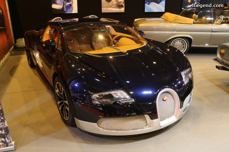 r tromobile 2017 bugatti veyron 16 4 grand sport soleil de nuit de 2011. Black Bedroom Furniture Sets. Home Design Ideas