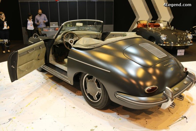 r tromobile 2017 porsche 356 a cabriolet hedonic storm 000 by serge heitz. Black Bedroom Furniture Sets. Home Design Ideas
