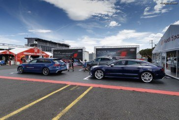 12H Bathurst 2017 – Exposition des derniers modèles Audi Sport