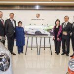 Porsche va créer une nouvelle filiale à Taïwan avec Universal Motor Traders : Porsche Taiwan Ltd