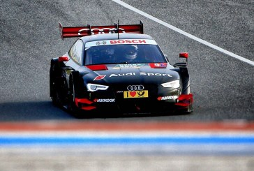 DTM – Derniers tests de la nouvelle Audi RS 5 DTM avant sa présentation à Genève