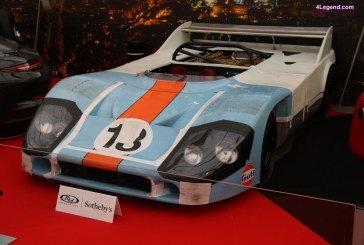 Festival Automobile International 2017 – Porsche 917/10 Spyder Prototype de 1970