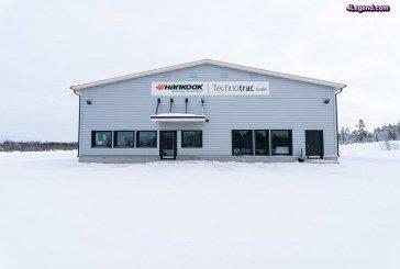 Hankook ouvre son propre centre de test européen pour les pneus hiver en Finlande