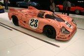 L'unique Porsche 917/20 Coupé «Sau» de 1971 : surnommée le cochon rose ou la grosse Bertha