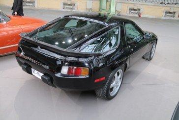 Porsche 928 S3 coupé de 1985