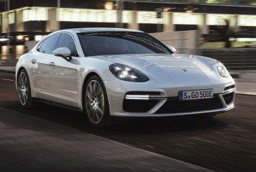 Porsche Panamera Turbo S E-Hybrid – Une deuxième variante hybride et sportive de la Panamera