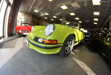 Restauration Porsche 911 2.7 RS