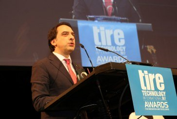 Le système EXAMATION de Bridgestone nommé «Tire Manufacturing Innovation of the Year 2017»