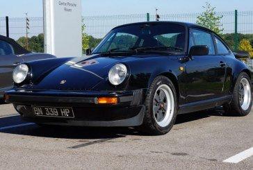 Épisode 1 – Restauration d'une Porsche 911 Carrera 3.2 Clubsport de 1988 par le Centre Porsche Rouen – Concours de Restauration Classic 2017