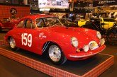 Rétromobile 2017 – Porsche 356 B Carrera 2 GT de 1963