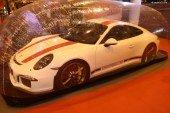 Rétromobile 2017 – Porsche 911 R de 2016