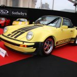 Porsche 911 Carrera 3.0 «Turbo Look» Targa de 1977 – RM Auctions – Sotheby's – Paris 2017