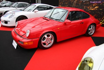 Porsche 911 Carrera RS Type 964 de 1992 – RM Auctions – Sotheby's – Paris 2017