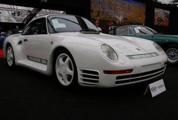 Porsche 959 S de 1988 – RM Auctions – Sotheby's – Paris 2017