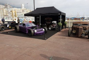 SIAM 2017 – Hot Rod Porsche 964 by Danton Arts Kustoms