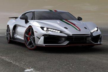 Italdesign Automobili Speciali ID 01 – Une première supercar V10 fabriquée par Italdesign a seulement 5 exemplaires