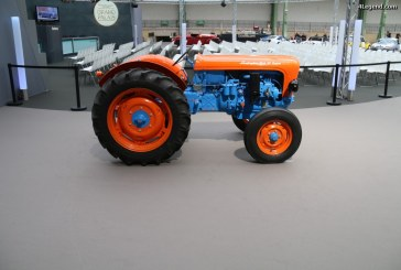 Tracteur Lamborghini DLA 35 de 1957