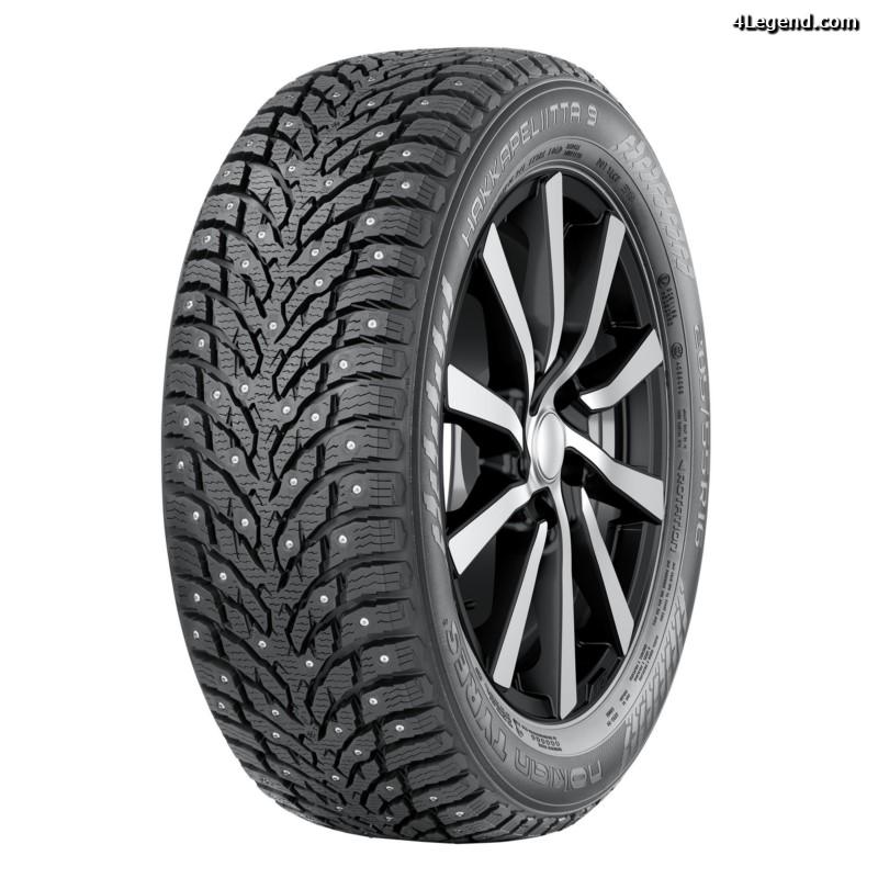 nokian tyres pr sente son nouveau pneu hiver nokian. Black Bedroom Furniture Sets. Home Design Ideas