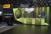 Genève 2017 - Les pneus Pirelli P Zero et Winter Sottozero se dévoilent en couleur