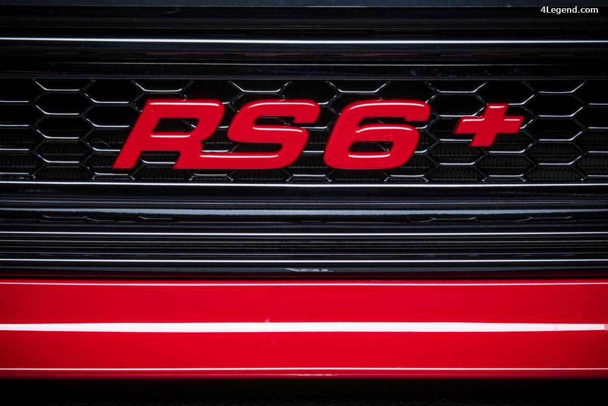 ABT RS6+: Une Audi RS 6 performance préparée par ABT et limitée à 50 exemplaires avec 705 ch