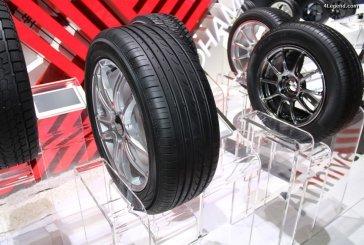 Genève 2017 - Nouveau pneu Yokohama BluEarth RV-02 pour SUV