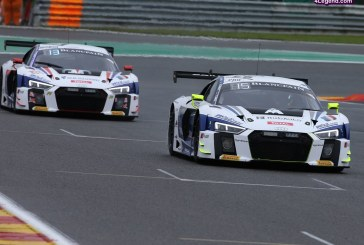 Blancpain GT Series – Des équipes clientes fortes pour défendre le titre avec des Audi R8 LMS