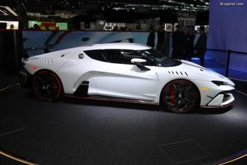 Genève 2017 – Italdesign Automobili Speciali ZEROUNO