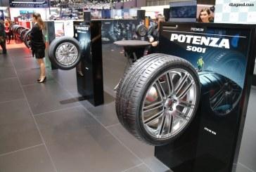 Genève 2017 – Nouveaux pneux Bridgestone