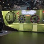 Genève 2017 – Les pneus Pirelli P Zero et Winter Sottozero se dévoilent en couleur