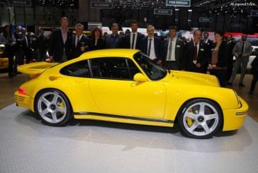 Genève 2017 – RUF CTR 2017 – Un modèle en carbone de 710 ch fêtant les 30 ans de la CTR Yellow Bird