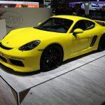 Genève 2017 – Programme Techart pour les Porsche 718 Cayman et 718 Boxster