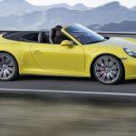 Nouvelle Porsche 911 modèle 2018 : nouvelles couleurs, plus de connectivité et 30 ch de plus