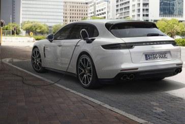 Porsche Panamera Sport Turismo – La nouvelle variante de carrosserie pour la Porsche Panamera