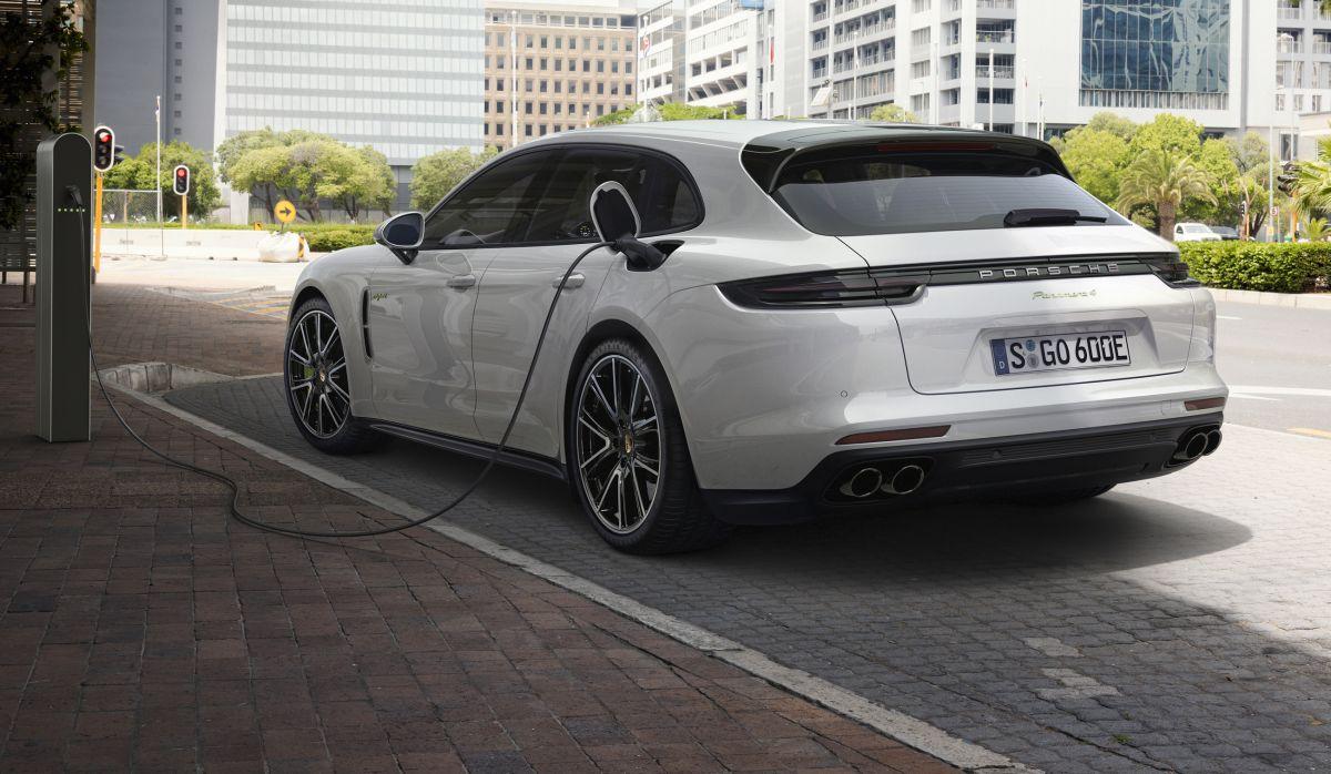 Porsche Panamera Sport Turismo - La nouvelle variante de carrosserie pour la Porsche Panamera